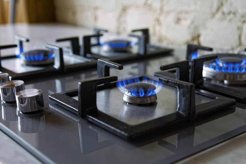 gas cookers